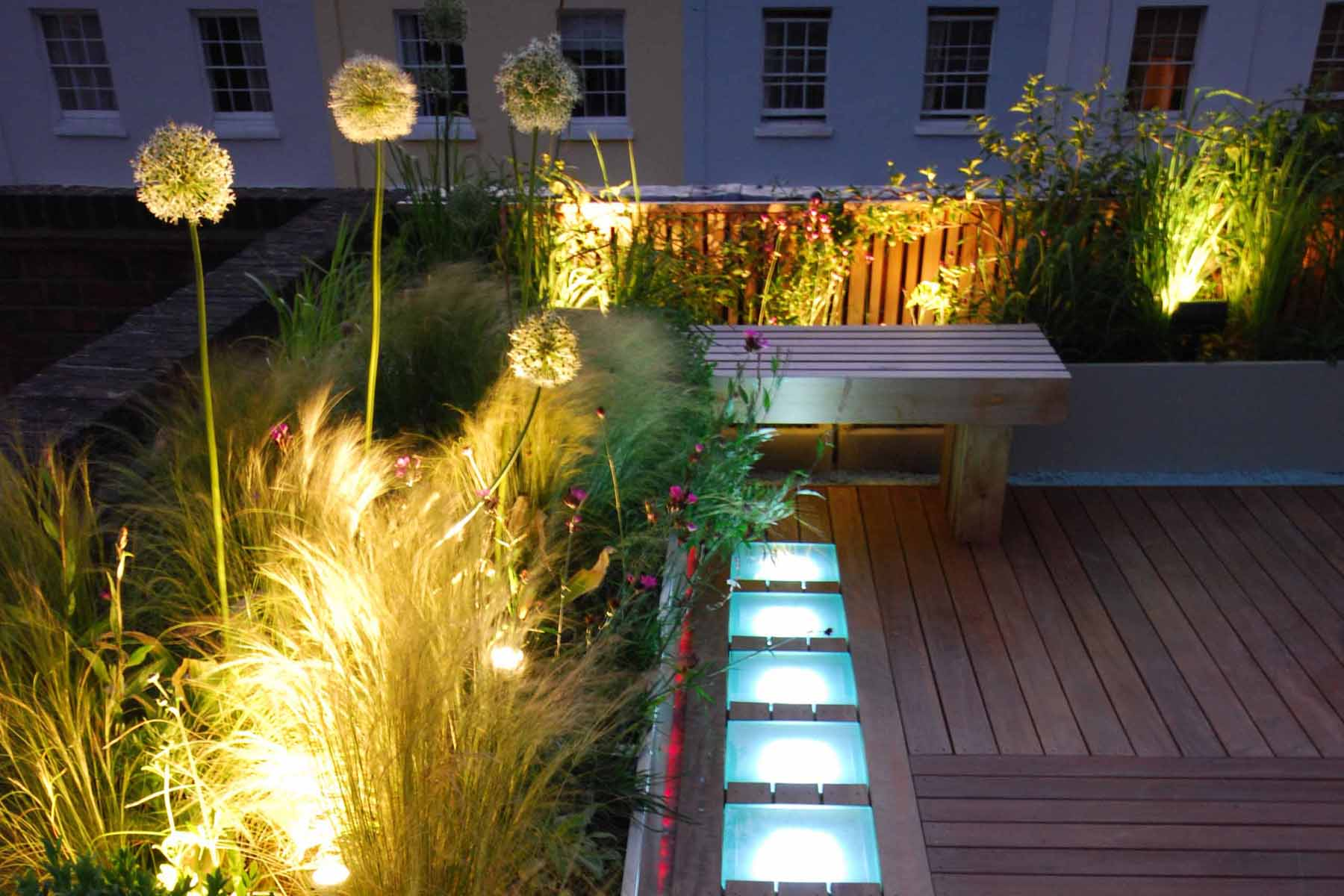 Design showcase charlotte rowe fennel and fern for Structural plants for small gardens