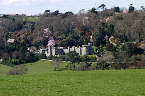 Caerhays with castle A